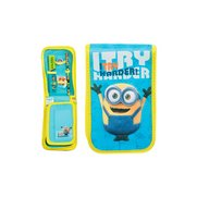 Minions Tri-Fold Filled Pencil Case