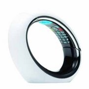 White DECT Phone with Answer Machine