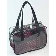 Dotty Luggage Toiletry Organiser