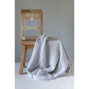 Abeille Cellular Baby Blanket