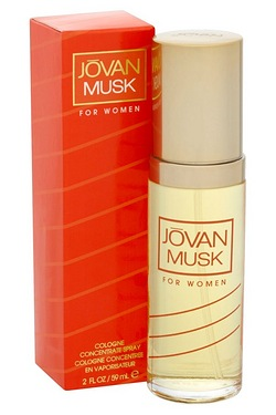 Jovan Orange Musk EDT Twin Pack