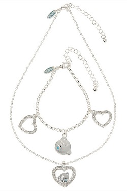Tatty Teddy Double Set Necklace And...