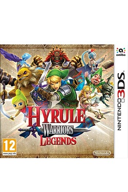 3DS: Hyrule Warriors: Legends
