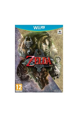 Wii U: The Legend Of Zelda: Twiligh...