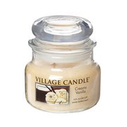 Village Small Candle Jar - Creamy V...