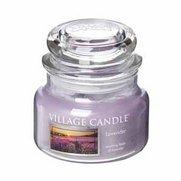 Village Small Candle Jar - Lavender
