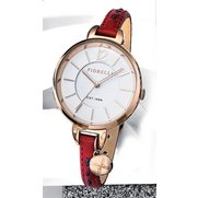 Fiorelli Ladies Red Leather Strap W...