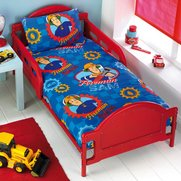 Character Bedding Bundle - Fireman Sam