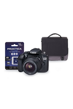 Canon EOS 1300D SLR Camera And Kit