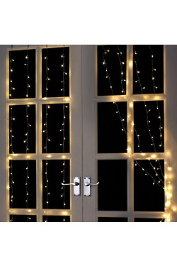 LED Wire Curtain