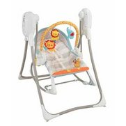 Fisher Price 3-In-1 Swing Rocker