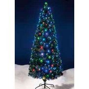 Colour Changing LED Snowbright Tree
