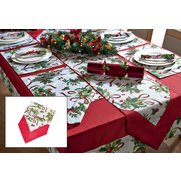 Holly & Ivy Table Runner