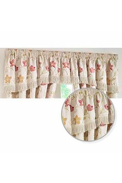Canterbury Curtain Valance