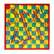 Kiddy Snake And Ladders Children's Rug