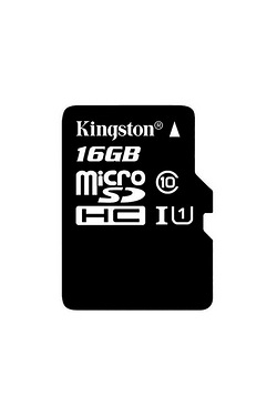 Kingston 16GB Micro SD Memory Card