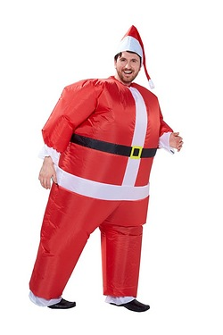 Inflatable Adult Fancy Dress Suit -...