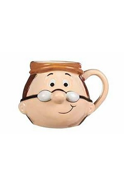 Tetley Shaped Mug