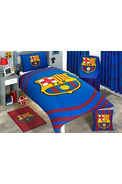 Barcelona Fade Fleece Blanket