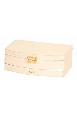 Faux Leather Medium Jewellery Box