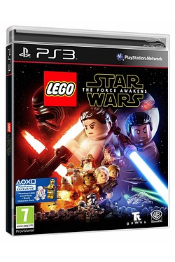 PS3: LEGO Star Wars The Force Awakens