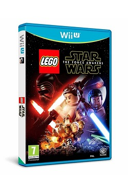 Wii U: LEGO Star Wars The Force Awa...