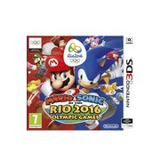 3DS: Mario & Sonic At The Rio 2016 ...