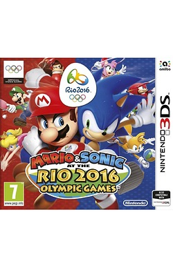 3DS: Mario and Sonic At The Rio 2016 Olympic Games