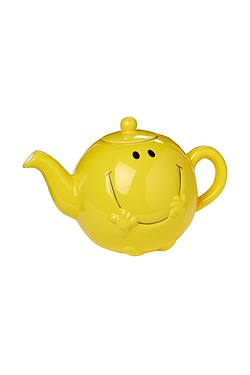 Mr Happy Shaped Teapot