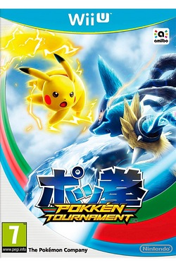 Wii U: Pokken Tournament With Amiib...