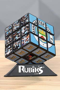 Man City Rubik's Cube