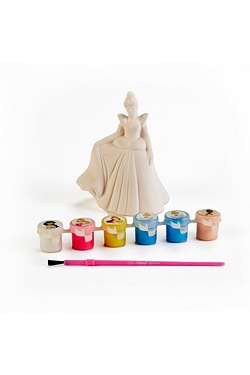 Paint Your Own Princess Money Box