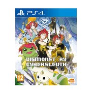 PS4: Digimon Story Cyber Sleuth
