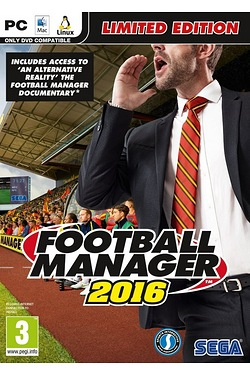PC: Football Manager 2016