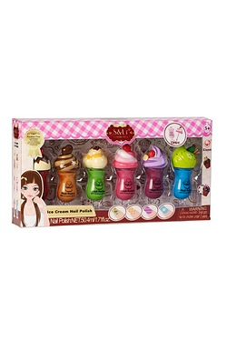 Ice Cream Sundae Nail Polish