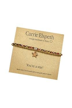 Carrie Elspeth Bracelet - Star