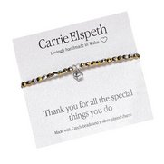 Carrie Elspeth Bracelet - Thank You