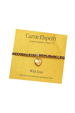 Carrie Elspeth Bracelet - Love