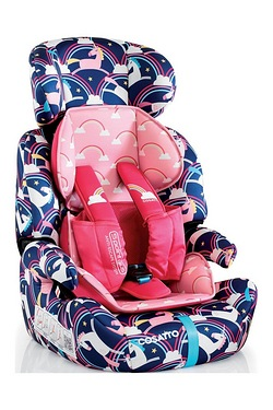 Cosatto Zoomi Car Seat - Unicorn