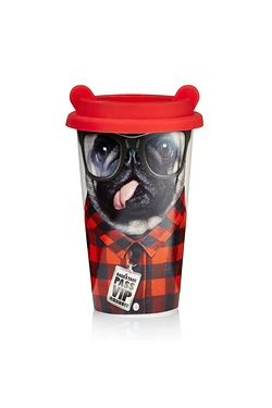 Dog Coffee Travel Cup