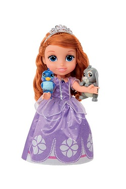 "Sofia The First 12"" Feature Doll"