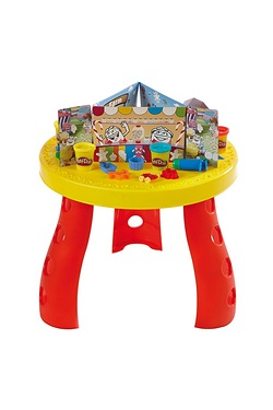 Play-Doh Activity Table
