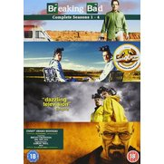 Breaking Bad: Seasons 1-4 - 15x DVD...