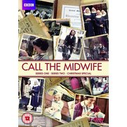 Call The Midwife Collection: Series...