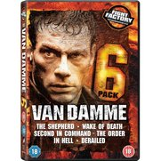 Jean-Claude Van Damme Box Set - 6x ...