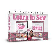 Learn to Sew - DVD & Book Set