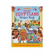 Egyptians Sticker Hstory Book