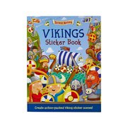 Vikings Sticker History Book