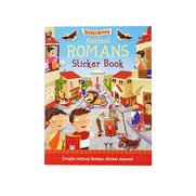 Romans Sticker History Book