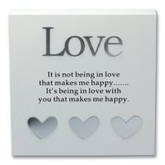 Love Sentiment Wall Art